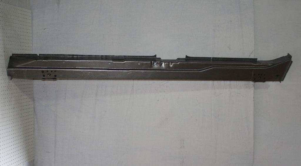 Домик с картонной коробПороги на газ 3110