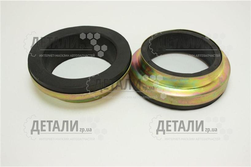 Прокладка пружины передней 2101, 2102, 2103, 2104, 2105, 2106, 2107 БРТ  комплект 2шт+чашки 7057f6bcbcc