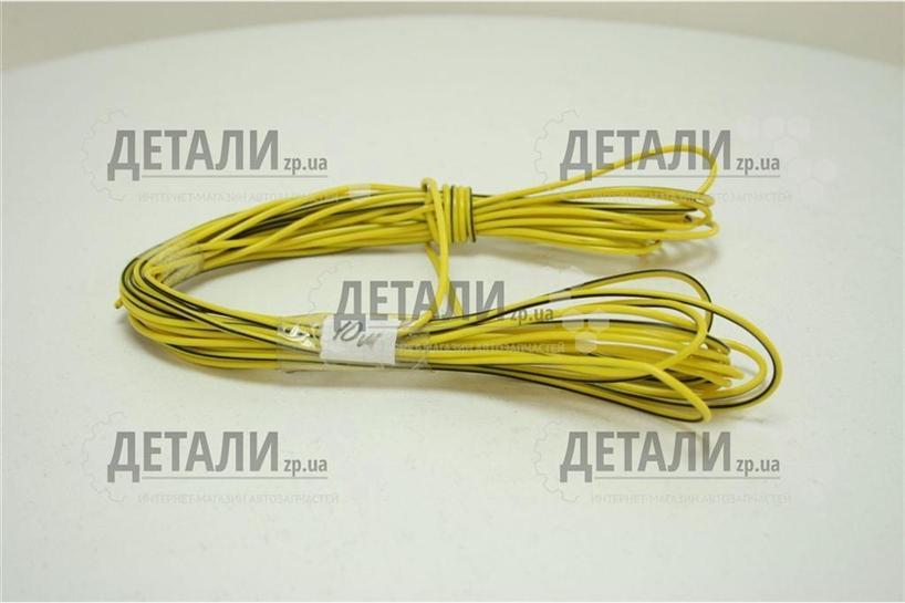 Провод сечение 0,75 желтый 10м (кабель) Украина – купить на ДЕТАЛИ.zp.ua