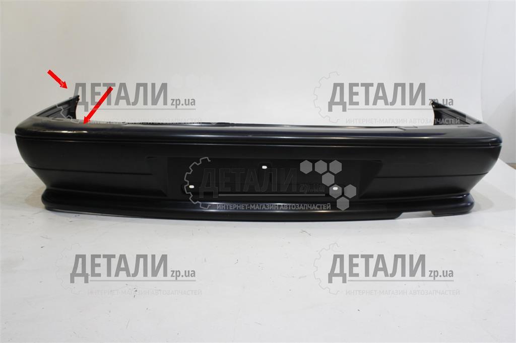 Бампер задний 2115 Технопласт под пластиковый усилитель 1шт.(Уценка) 2115-2804015 – купить на ДЕТАЛИ.zp.ua