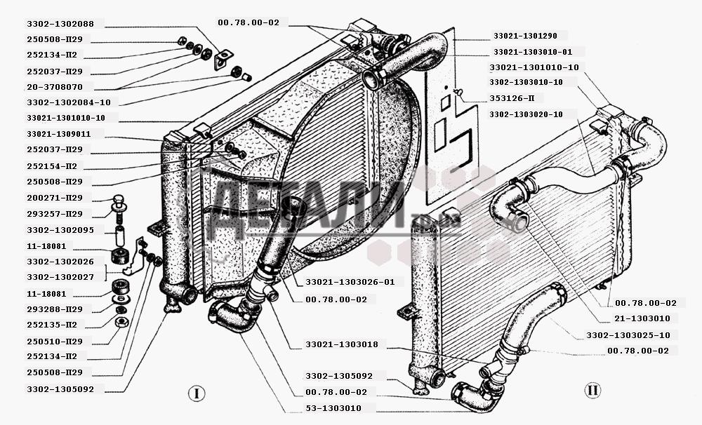 для двигателя ЗМЗ-406 (25)