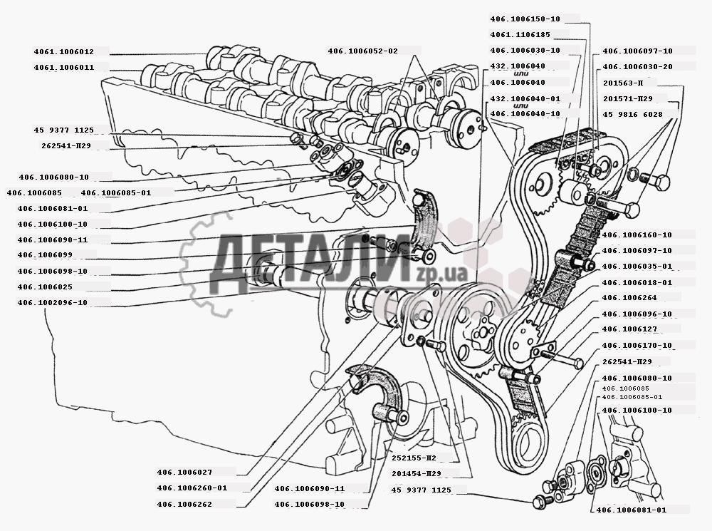 двигателей ЗМЗ-406 (6)