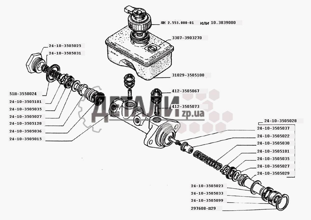 тормозной жидкости (68