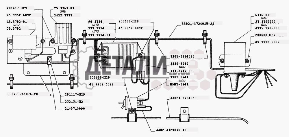 ЗМЗ-402 и УМЗ-4215 (83)