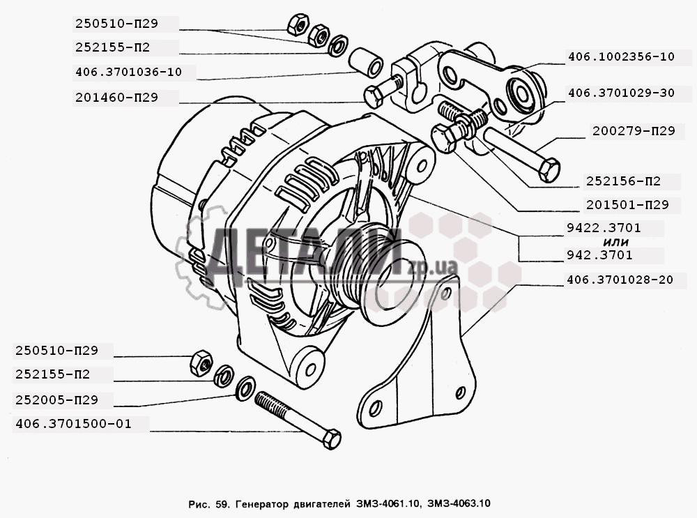 Генератор двигателей