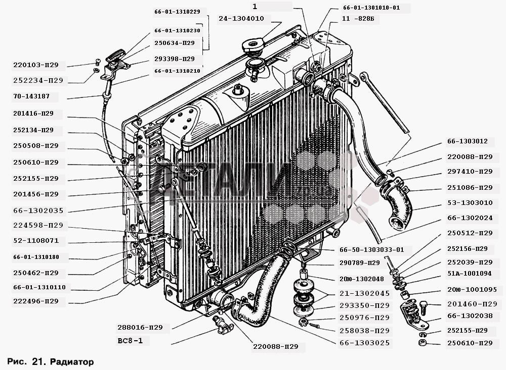 Радиатор (21)