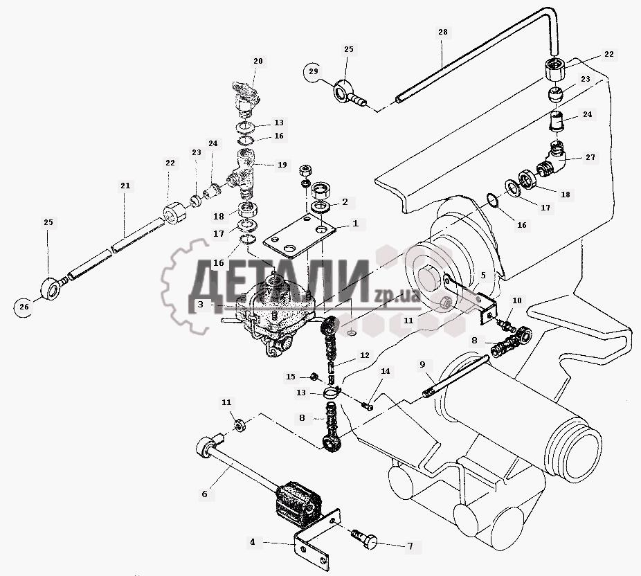сил МАЗ-64226 (74)